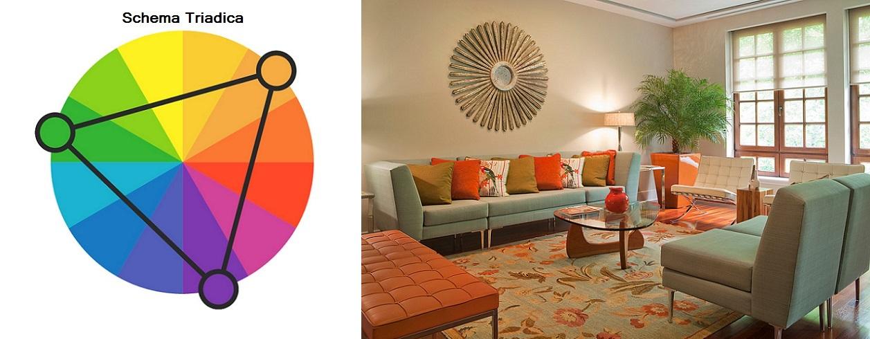 Culorile in designul interior