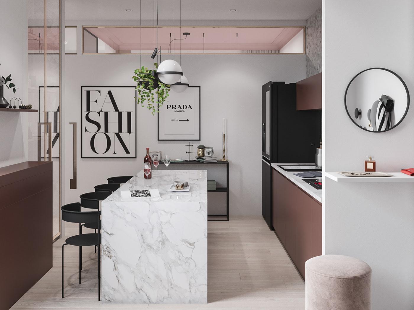 Apartament de burlacita in fascinantul Singapore