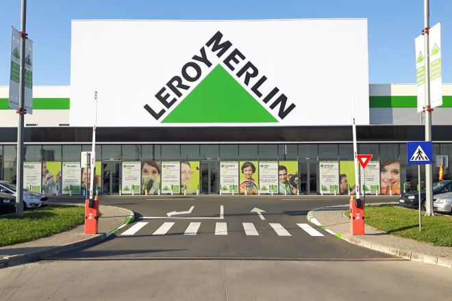 Leroy Merlin a decis sa inchida temporar toate magazinele din Romania