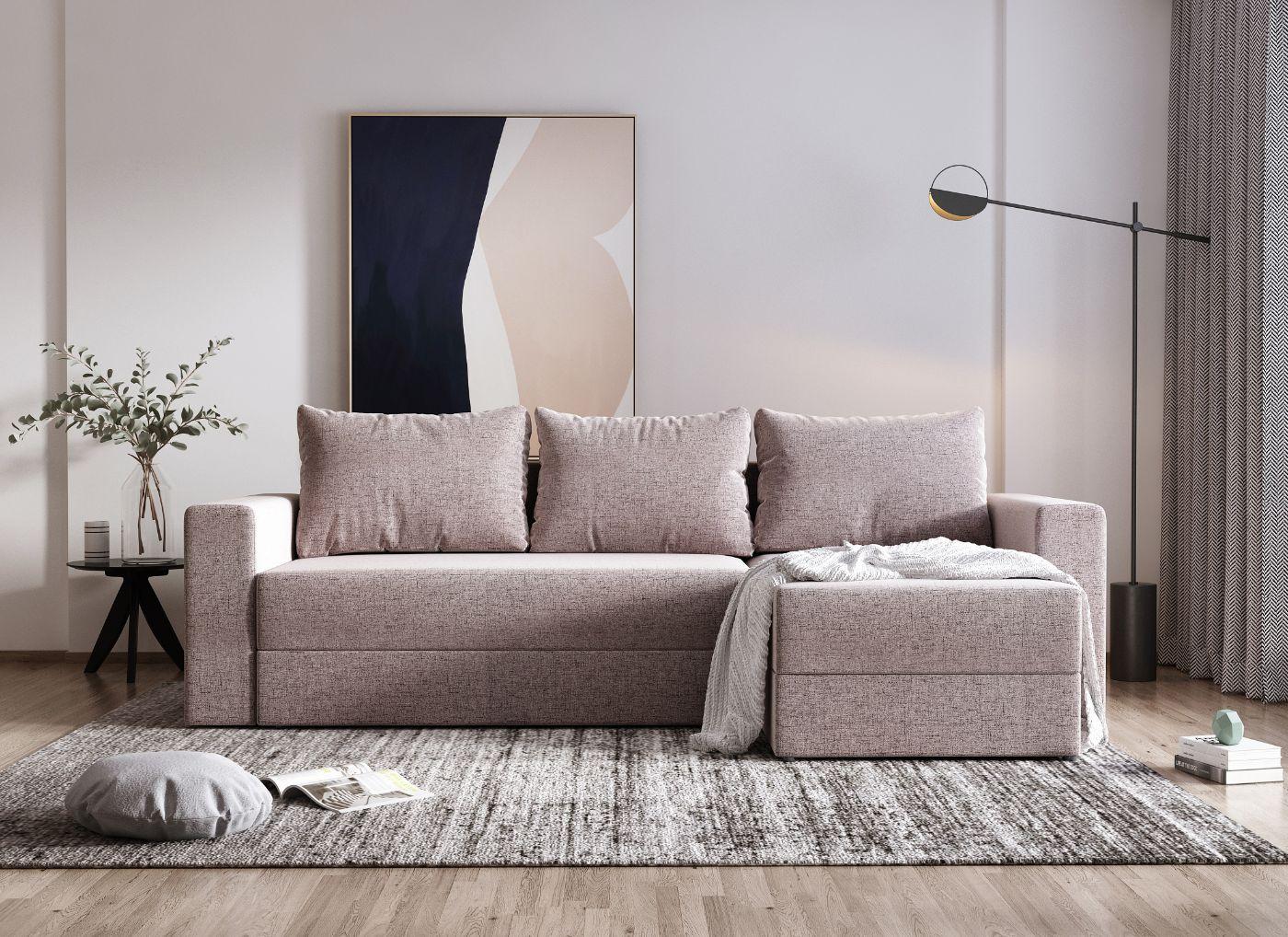 Canapeaua si regulile de plasare a mobilierului in living